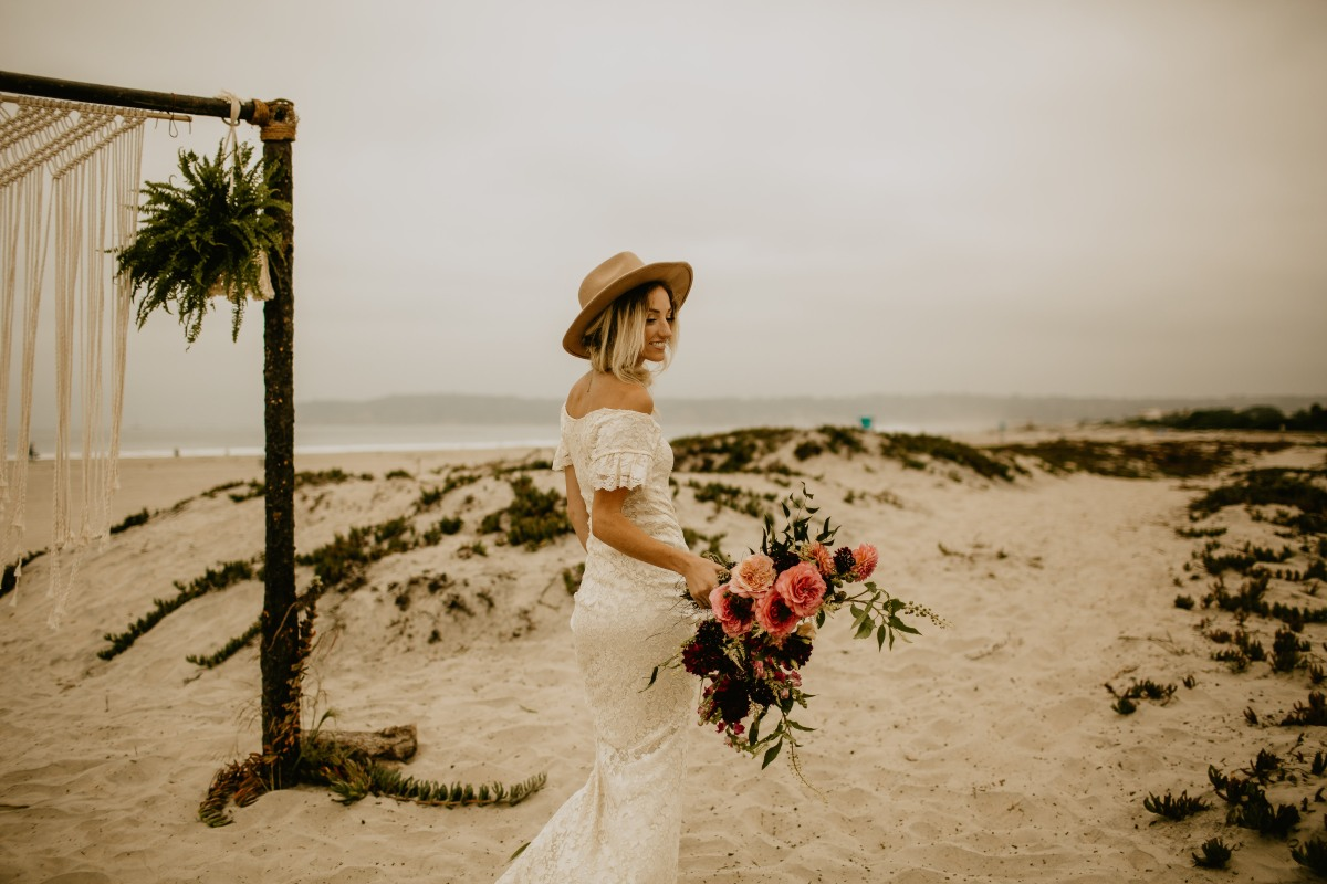 A Boho, Beachy Dream
