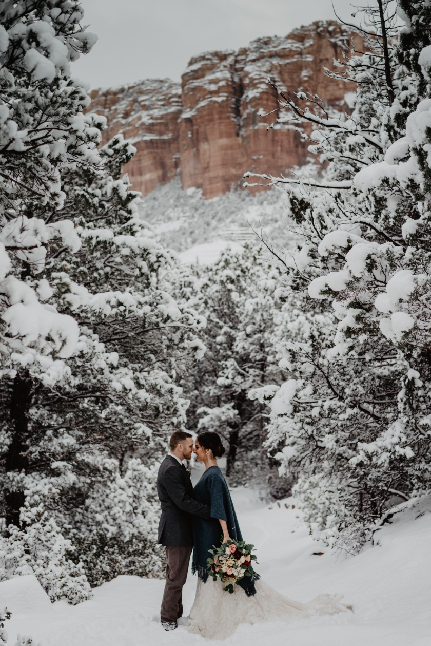Arizona Adventure Elopement Photographer