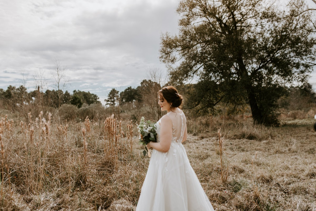 Field of Dreams Bridal Inspiration