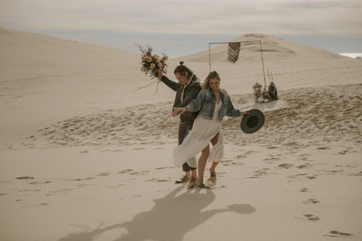 Boho Vibes at Silver Lake Sand Dunes